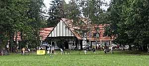 Klánovice - klubovna