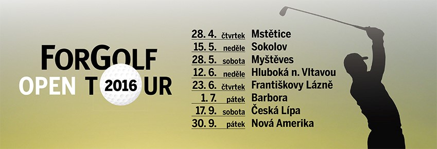 FORGOLF OPEN TOUR-Z R U Š E N O !!!