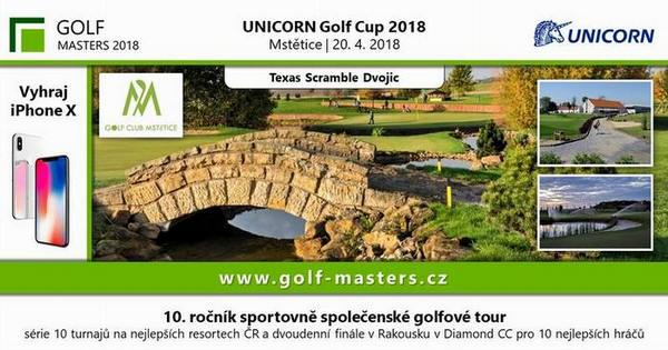 GOLF MASTERS 2018 – UNICORN GOLF CUP – TEXAS SCRAMBLE DVOJIC