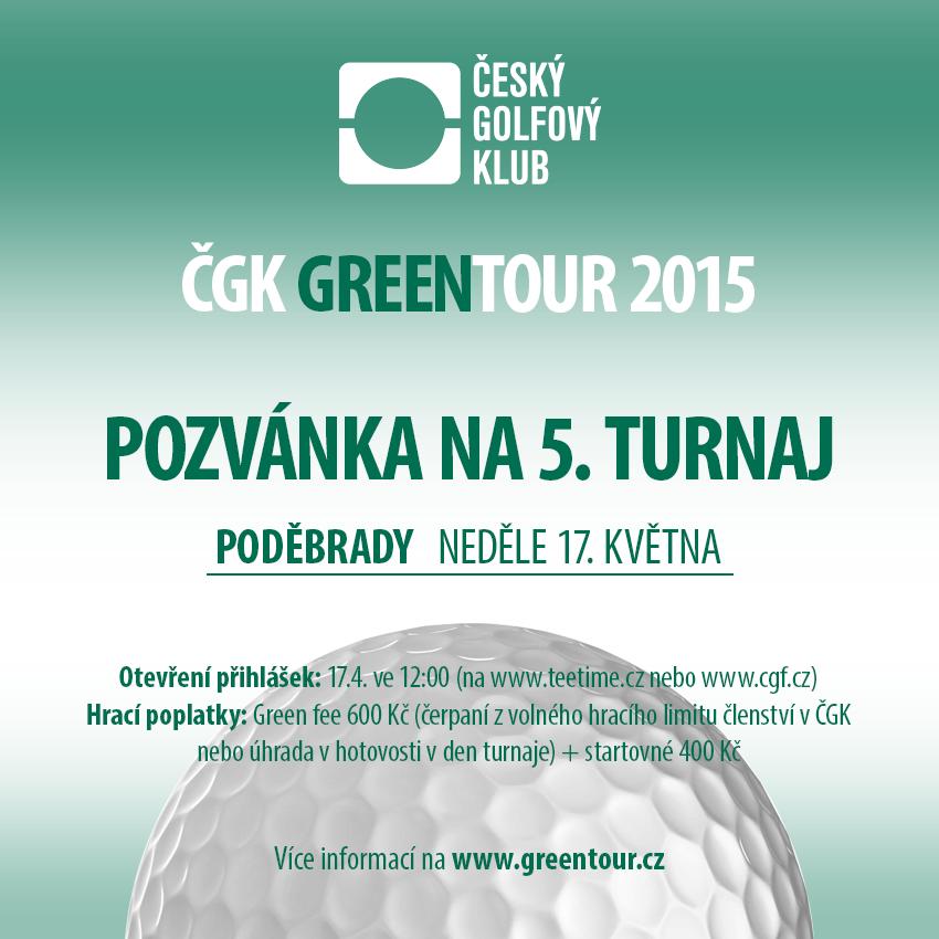 ČGK GREENTOUR 2015