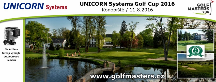 Unicorn Systems Golf Cup 2016 - Golf Masters 2016