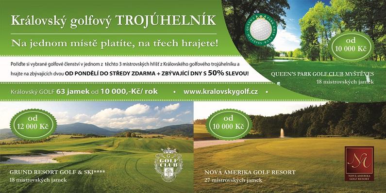 KRÁLOVSKÁ GOLFOVÁ TOUR