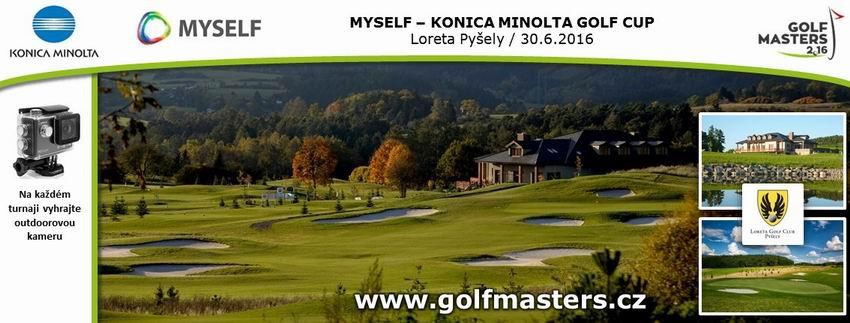 Golf Masters 2016 – Myself & Konica Minolta Golf Cup