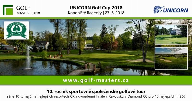 Golf Masters 2018 - Unicorn Golf Cup 2018