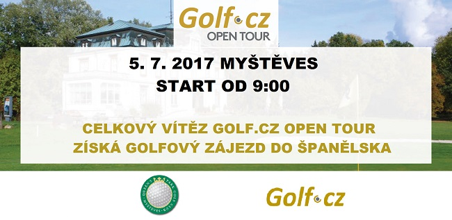 Golf.cz Open Tour