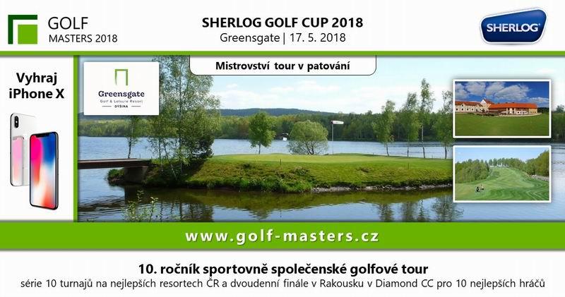 GOLF MASTERS 2018 – SHERLOG GOLF CUP 2018
