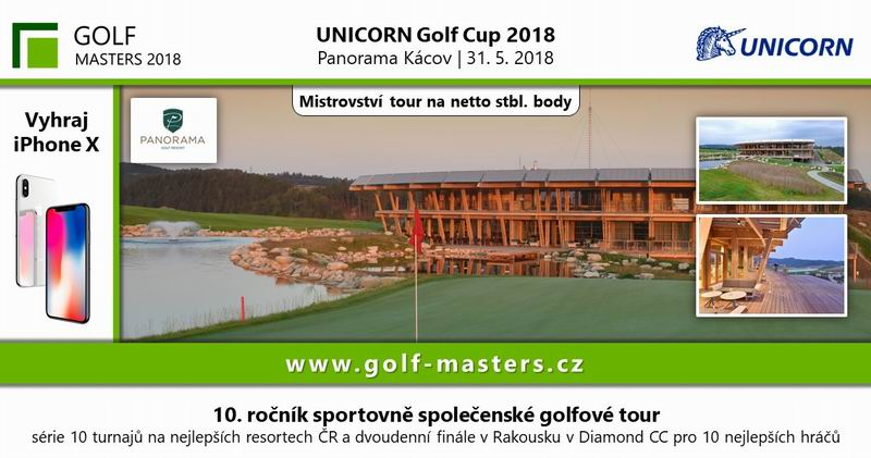 GOLF MASTERS 2018 – UNICORN GOLF CUP 2018