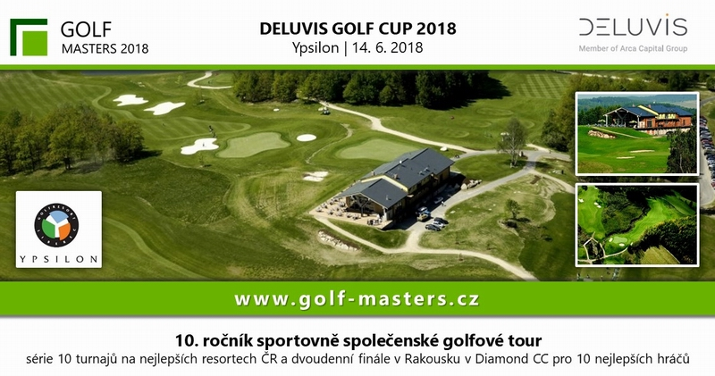 GOLF MASTERS 2018 presented by DELUVIS