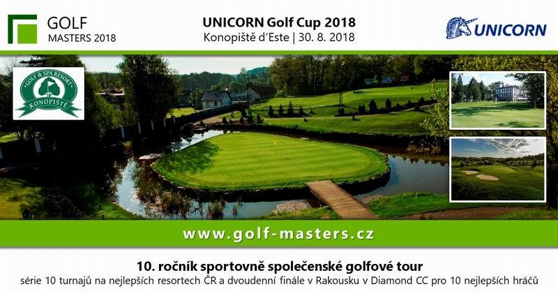 Golf Masters 2018 - Unicorn Golf Cup 2018