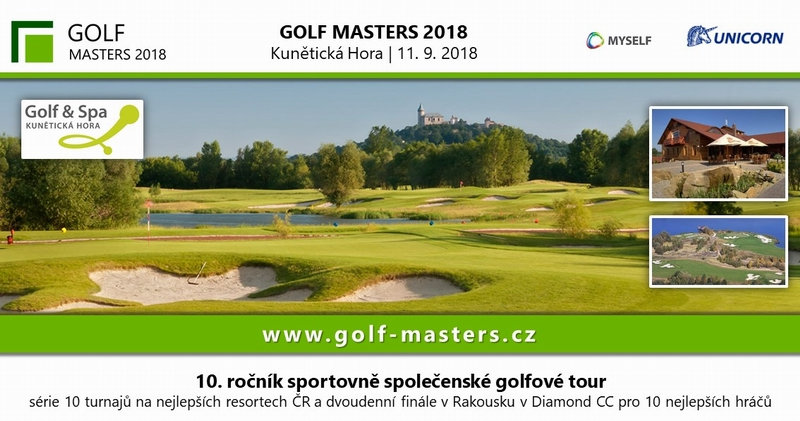 GOLF MASTERS 2018 – UNICORN SYSTEMS CUP 2018
