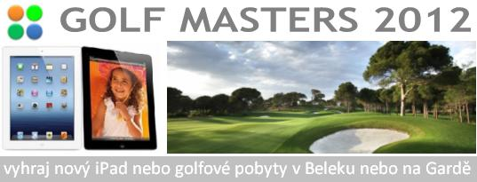 GOLF MASTERS 2012