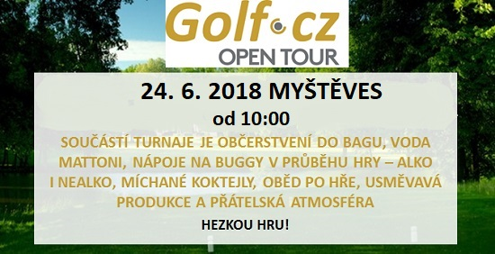 Golf.cz Open Tour