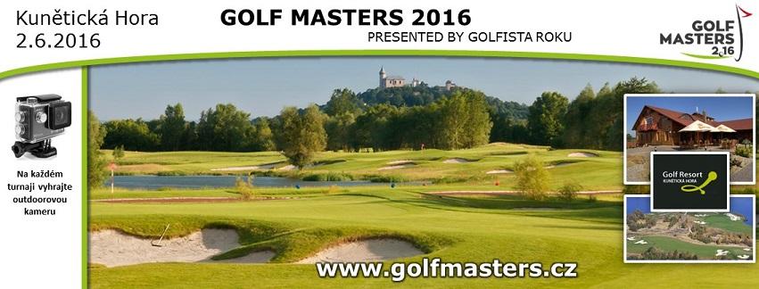 GOLF MASTERS 2016 presented by GOLFISTA ROKU