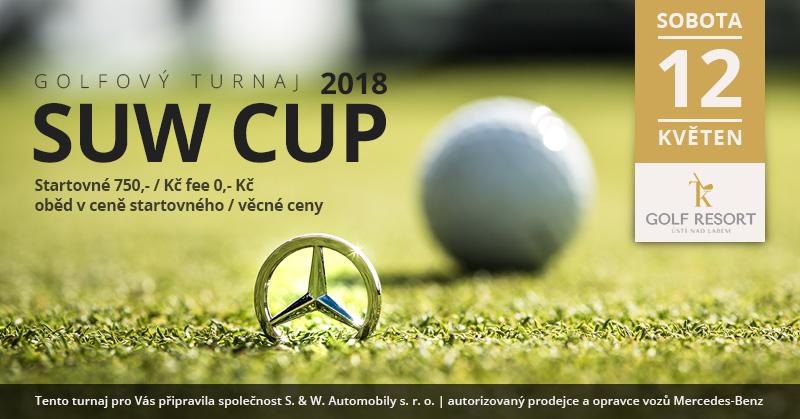 SUW CUP - S. & W. Automobily | Mercedes-Benz