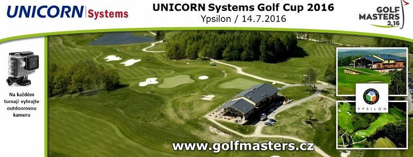 GOLF MASTERS 2016 – UNICORN Systems Golf Cup