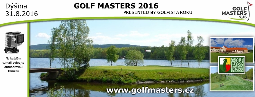 GOLF MASTERS 2016 presented by Golfista roku