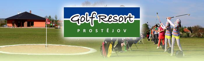 Dětský golfový turnaj s vysvědčením