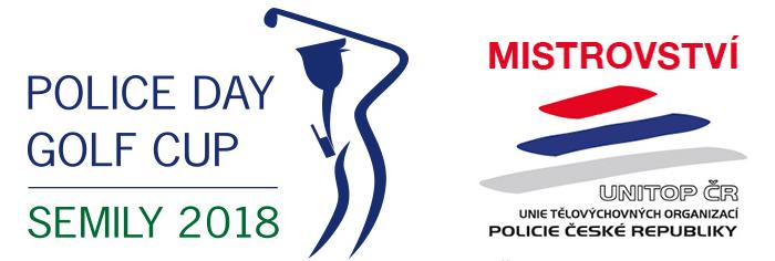 POLICE DAY GOLF CUP 2018 - Mistrovství Unitop ČR
