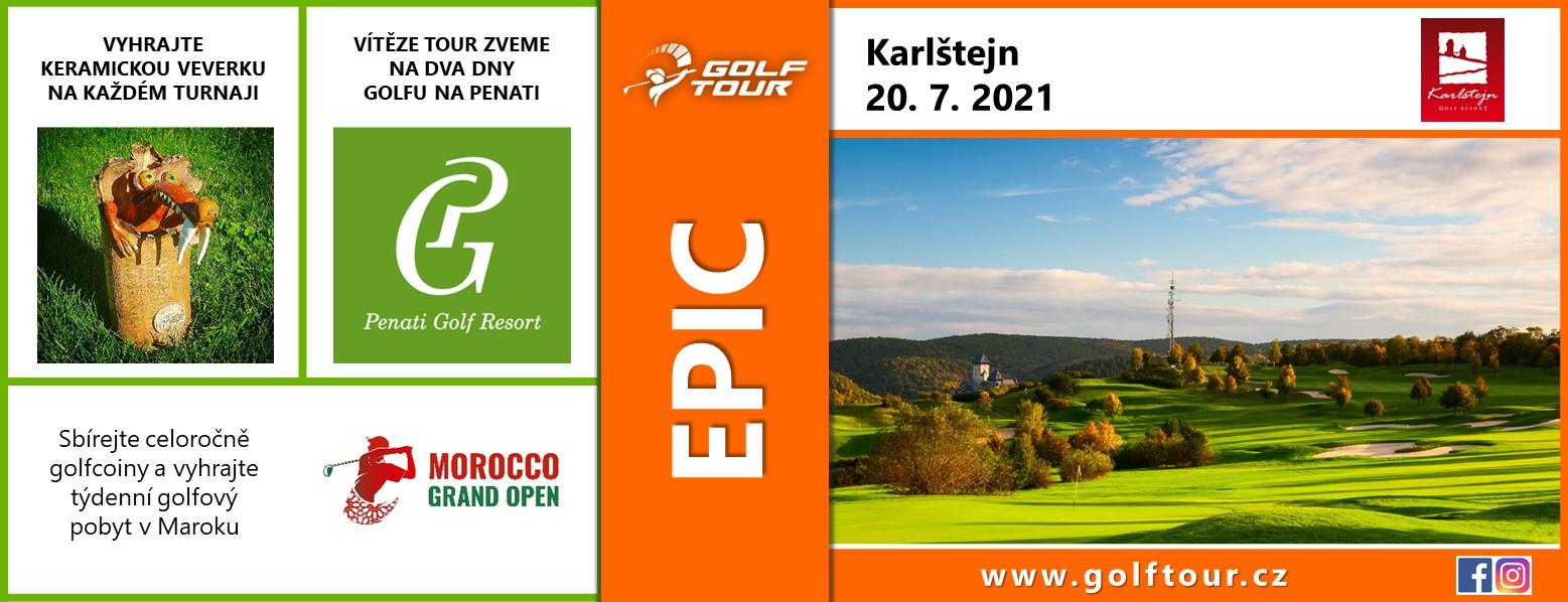EPIC GOLF TOUR